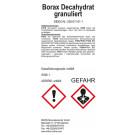 Borax, sodium borate, sodium tetraborate, disodium tetraborate, 1 kg