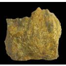 Oxyplumboromeite (Bindheimite); Hamman N'Bail Mine, Constantione Prov., Algeria; MM
