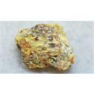 Oxyplumboromeite (Bindheimite); Mt. Avanza, Udine, Italy; KS