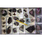 Sainfeldite, Rauenthalite, Cobaltkoritnigite, etc. xls, Richelsdorf, Hessen, Germany, 1 large flat