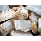 Selenite, white (gypsum, alabaster) Morocco, 100 kg