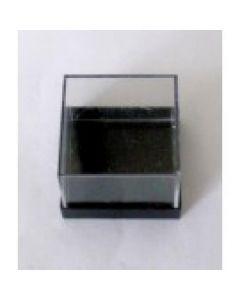 MM-Dose, schwarzer Boden, (1000 Stück)