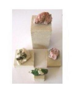 Sandsteinsockel, individuelle Größen, 100 Stück