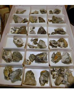 Metaheinrichit xx, White King Mine, OR, USA, 1 Steige