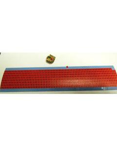 Aufklebepfeile für MM, schwarz, selbstklebend, 1 Blatt mit 288 Stück