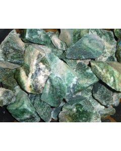 Fuchsit (in Granit), Norwegen, 1 kg