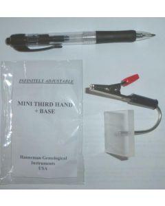 """Hanneman """"3. Hand"""" Steinhalter"""