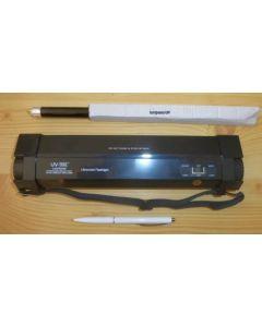 UVA + UVC, UV Lampe, Maxi LW/KW für Kurz- und Langwelle (Made in USA!) MIKON (WEEE-Reg.-Nr. DE 75181174)