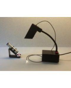 OPL Hylite: Lampe zum Spektroskop mit Glasfaserleiter