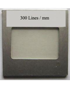 OPL Beugungsgitter mit 300 Linien