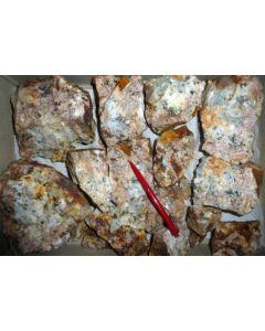 Chalcopyrit (kupferkies), Terpetzem, Kärnten, A., 1 Steige