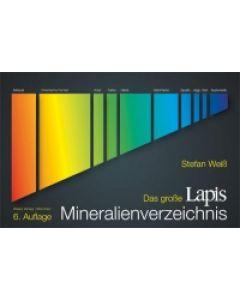 Das große LAPIS-Mineralienverzeichnis, Weiß - englische Auflage!