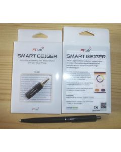 Smart-Geiger von FT-Lab (für das Smart-Phone)