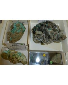 Baryt xx; Mashamba West Mine, Shaba, Dem. Rep. Kongo; KS