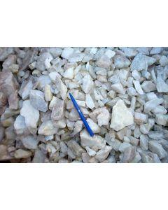 Mondstein (weiß/farblos), Edelsteinqualität, Tansania, 100 kg