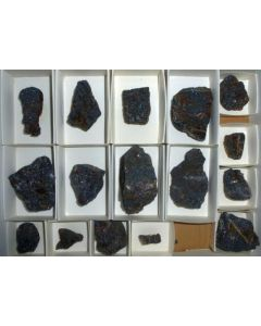 Defernit (xx), Kombat Mine, Grootfontein, Namibia, 1 Steige