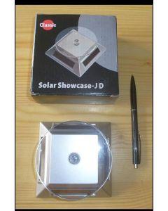 Solar-Drehteller (Display)