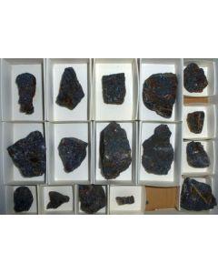 Defernit (xx); Kombat Mine, Grootfontein, Namibia; KS