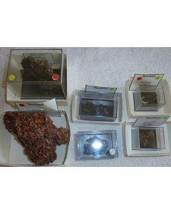 Deskloizit xx; Berg Aukas Mine, Grootfontein, Namibia; NS