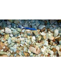 Beryll (Aquamarin, ausgesucht), Sambia, 1 kg