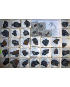 Ramsdellit xx; Mistake Mine, Maricopa Co., AZ, USA; MM