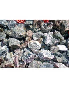 Uraninit; Grube 371, Hartenstein, Sachsen, D; HS
