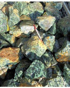 Kabamba-Jaspis (Oolitische Hornblende, Stromatolit, Eldarit), Madagaskar, 100 kg