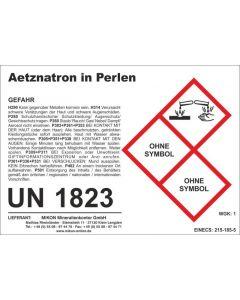 Natriumhydroxid (Ätznatron) 1 kg