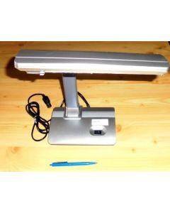 UV Lampe, Tischlampe für Kurzwelle MIKON, UVC, (WEEE-Reg.-Nr. DE 75181174)