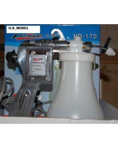 Hochdruckreiniger, Desinfektionssprühgerät, Mystic Cleaning Gun MIKON, 10 Stück (WEEE-Reg.-Nr. DE 75181174) 110V