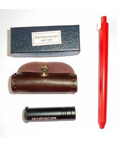 Prismatisches Dichroskop