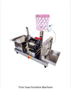 Säge- und Schleifmaschine Kombianlage (made in Indien!)