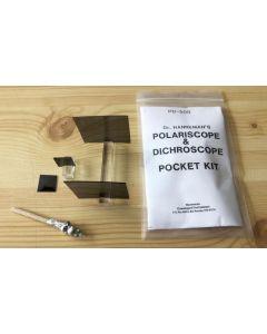 Hanneman Dichroskop-/Polariskop-Set