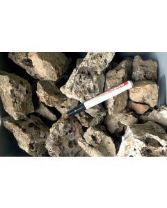 Fluorit, Aragonit und Calcit xx (UV!), Meißner, Hessen, Deutschland, 1 kg