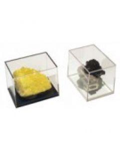 Small cabinet box, T8E white, 1 piece
