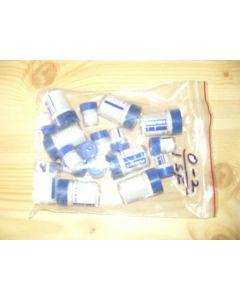 Diamond powder, 25 ct, 1-2 micron (9,000 mesh)
