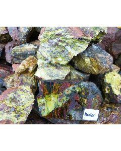 Carpholite, Biesenrode, Harz, Germany, 1 kg