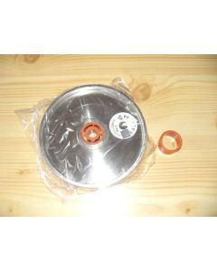 "Diamond wheel, 1"" width, 6"" diameter, grain 3000"