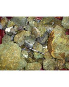 Chalcopyrit, Harz, Germany, 1 kg