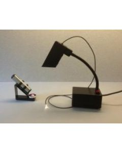 OPL Hylite: lamp for spectroscope with fibre guide