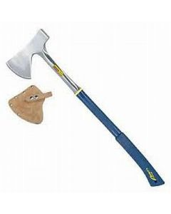 Estwing Camper's Axe, long handle (with sheath), E45A