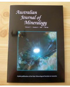 Australian Journal of Mineralogy Vol. 17, #2 2015