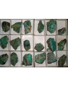 Agardite - (Ce) xx; Gold Hill Mine, Tooele Co., UT, USA; KS