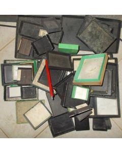 Historical boxes, 100 pieces