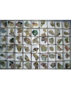 Junitoite (xx); Christmas Mine, Gila Co., AZ, USA; MM