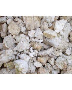 Magnesite; Wiry, Braczowice, Niederschlesien, Poland; KS