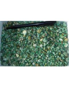 Emerald (gemmy), Swat Valley, Pakistan, 10 g