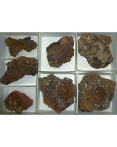 Parahopeite xx; Broken Hill Mine, Kabwe, Zambia; KS