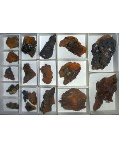 Parahopeite xx; Broken Hill Mine, Kabwe, Zambia; MM