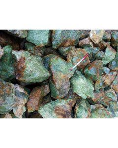 Chromium-Diopside, Madagascar, 1 kg